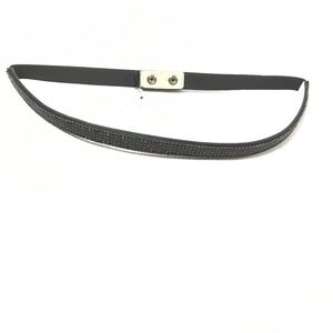 White House Black Market Womens Belt Elastic Back